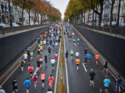 Why leadership is like running a marathon. – by Croft Edwards