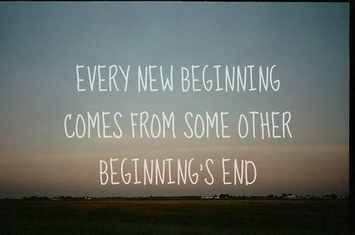 3 Signs It's Time for a New Beginning By Terrie Lupberger, MCC
