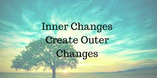 Change from the inside out – by Terrie Lupberger